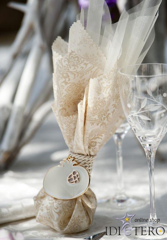 Ιδιαίτερες μπομπονιέρες γάμου
