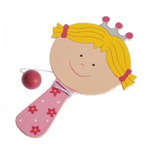 Πριγκίπισσα ρακέτα με μπαλάκι