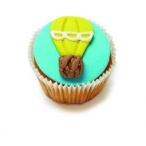 Cupcake με διακόσμηση
